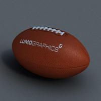maya american football ball