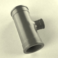 industrial pipe 3d model