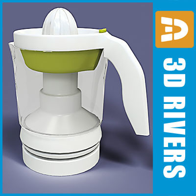 Juicer by 3DRivers