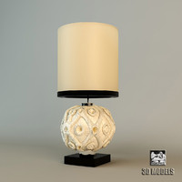 sigma elle lamp 3d model