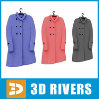 Raincoat set 01 by 3DRivers
