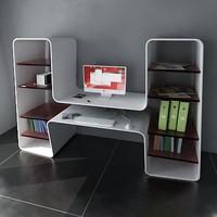 3ds desk computer