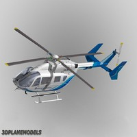Eurocopter EC-145 Bangkok Helicopter Services
