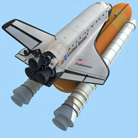 Endeavour Shuttle - NASA