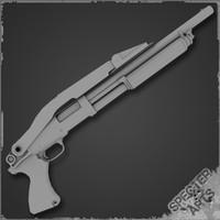 M31 Riot Shotgun