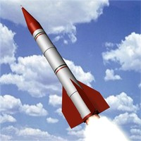 iranian artillery shahin ii 3d model