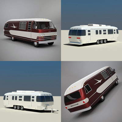 Airstream & Motor Home