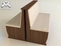 max wooden bench cushions wood seamless