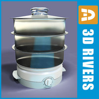 3ds double boiler
