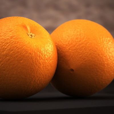 max orange - Orange... by Paul Osadchy