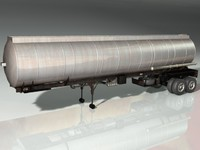 3d 1970 fruehauf tanker trailer model