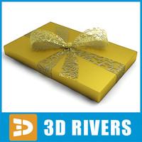 Gift wrap 01 by 3DRivers