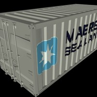 ISO Shipping Containers 20 foot