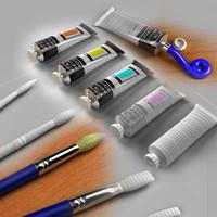 3d artist tools