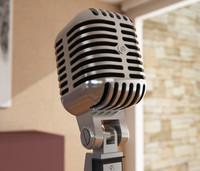 maya microphone mic
