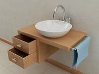 Wallmounted Bathroom Sink
