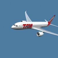 A350-800 TAM