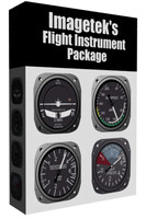 Aircraft Flight Instruments Collection #2