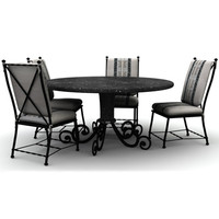 lwo dining table chair