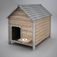 3ds doghouse dog house
