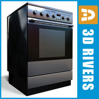 Electric stove by 3DRivers