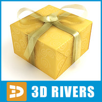 Gift wrap 03 by 3DRivers