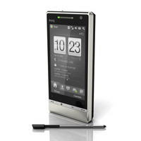 3d model htc touch diamond 2