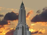 chrysler building 3d 3ds