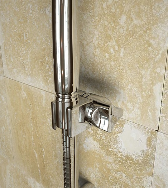 3d bathroom mixer - shower Vidima Seva... by group3d