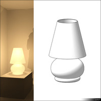 Table Lamp 00694se
