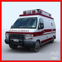 AMBULANCE model (clean version)
