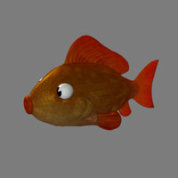 Cartoon Goldfish (rar)