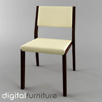 dining chair dxf