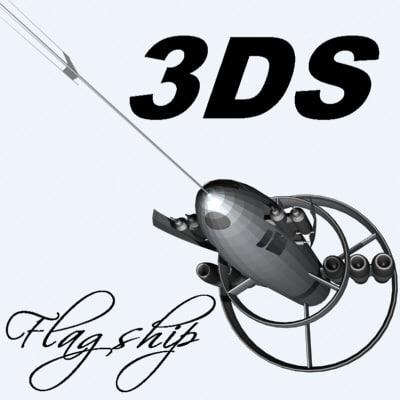 3ds vanguard fleet