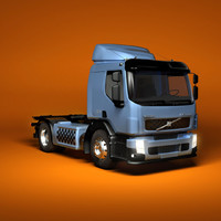 fe truck 3d ma