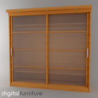 3d model wardrobe digital