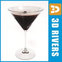 Espresso martini by 3DRivers