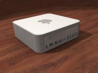 mac mini 3d blend