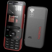 photorealistic nokia 5610 xpressmusic 3d model