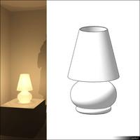 Lamp Table 00690se