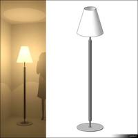 Floor Lamp 00863se