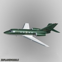 Dassault Falcon 20/200 Private livery 2