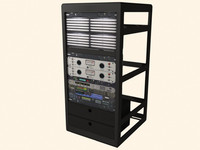 Audio Effects Rackmount System