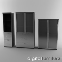 3d office storage