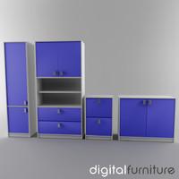 max office storage