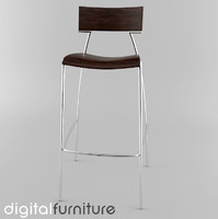 3d stool digital