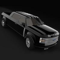 3ds max pickup truck