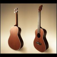 3ds tenor ukulele