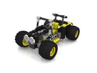 3d road lego