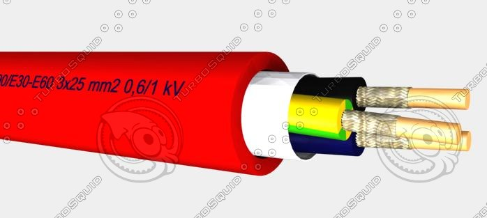 1 Halogen free installation cable with circuit integrity FE90_E30-E60 3x25 mm2 0,6 1 kV .jpg